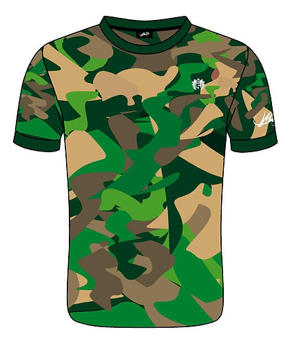 Trikot/Shirt - MY Five - Camo