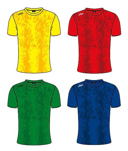 Warm Up-Shirt - MY Five - Tempa - atmungsaktiv
