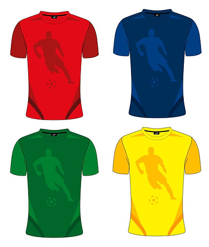 Warm Up-Shirt - MY Five - Hoven  - atmungsaktiv