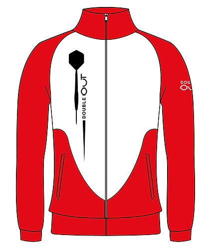 Trainingsjacke / Freizeitjacke - Double Out - Kulpa