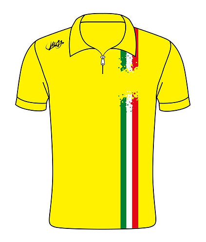Polo-Jersey - MY Five - Italia