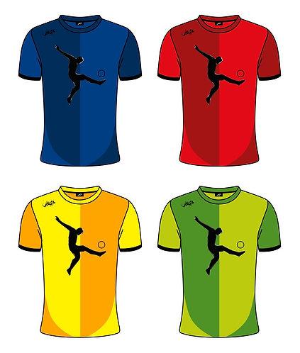 Warm Up-Shirt - MY Five - Kicker - atmungsaktiv