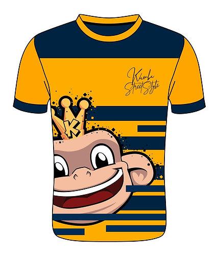 T-Shirt / MI Sport - Kiba & Kumba / Posi / atmungsaktiv