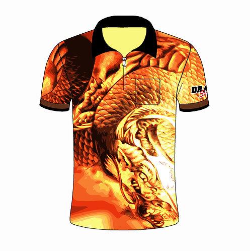 Trikot - Dragon Sport - Golden Dragon