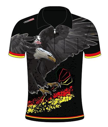 Trikot - Foss Four - Deutscher Adler - Dart