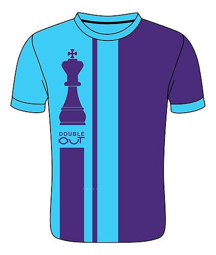 Trikot-Shirt - Double Out - Chess - Premium - König