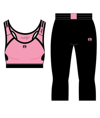 Fitness-Set - MY Five - Tenlies - Top + Hose