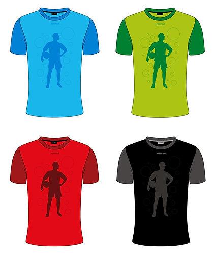 Warm Up-Shirt - FOSSFOUR - Rise - atmungsaktiv