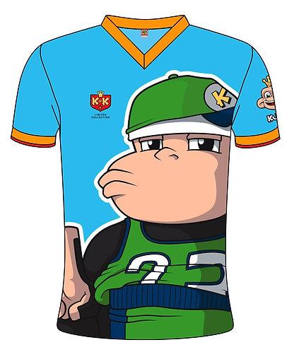 T-Shirt - Kiba & Kumba - Kumba - 23 - atmungsaktiv