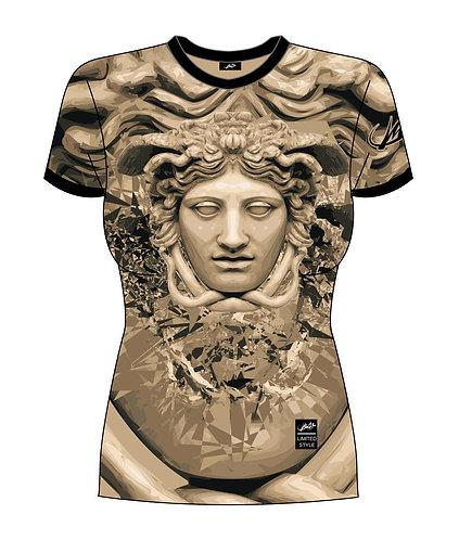 T-Shirt - MY Five  - Medusa - Lady Cut