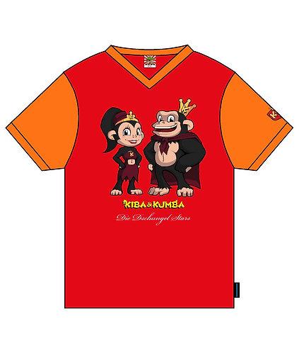 T-Shirt - Kiba & Kumba - Stars
