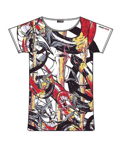 T-Shirt - Foss Four - Premium - Snake