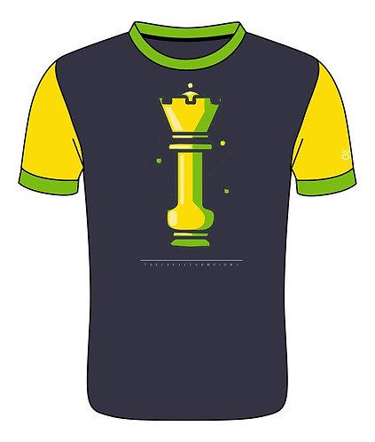 Trikot-Shirt - Double Out - Chess - Turm