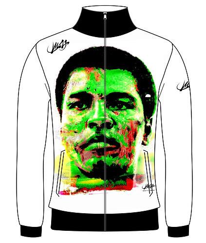 Trainingsjacke / Freizeitjacke - Art - Muhammad Ali