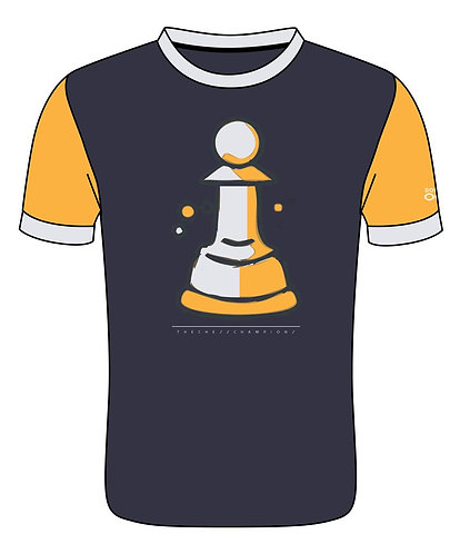 Trikot-Shirt - Double Out - Chess - Bauer