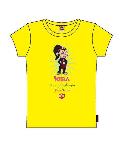 T-Shirt - Kiba & Kumba - Kiba - Queen