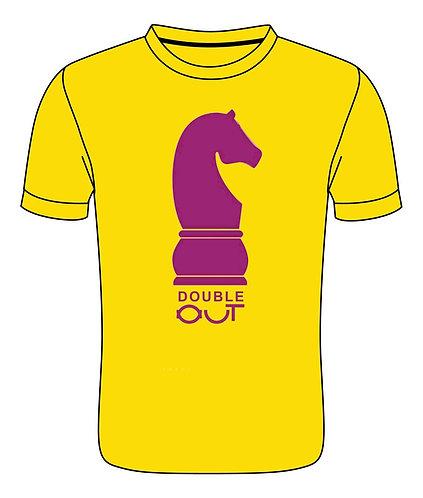 Trikot-Shirt - Double Out - Chess - Base - Springer