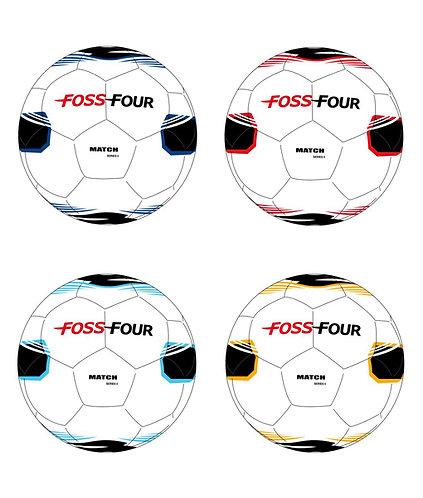 Fußball - FOSSFOUR - Match