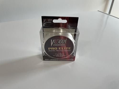 Vicious Pro Elite 100% Fluorocarbon Line