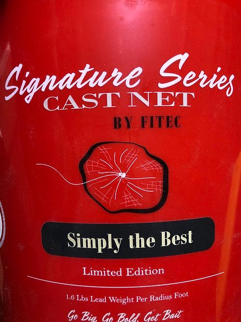 Fitec Signature Series Cast Net