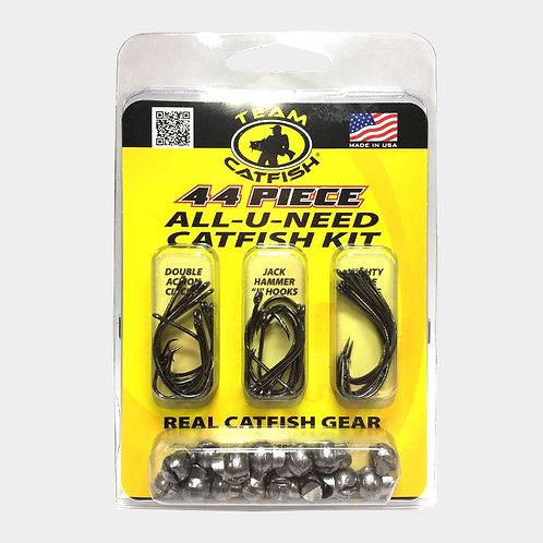 All U Need Catfish Kit