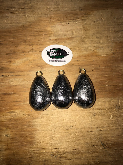 Bell Sinkers 10 Pack
