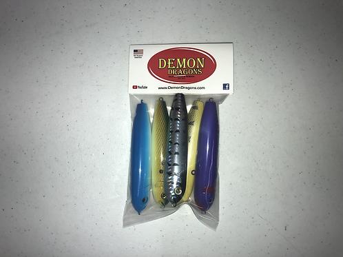 Demon Dragons Variety Pack