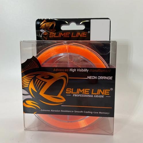 High Vis Orange Slime Line