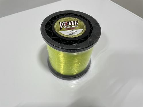 Vicious Hi-Vis Yellow Catfish Monofilament Line
