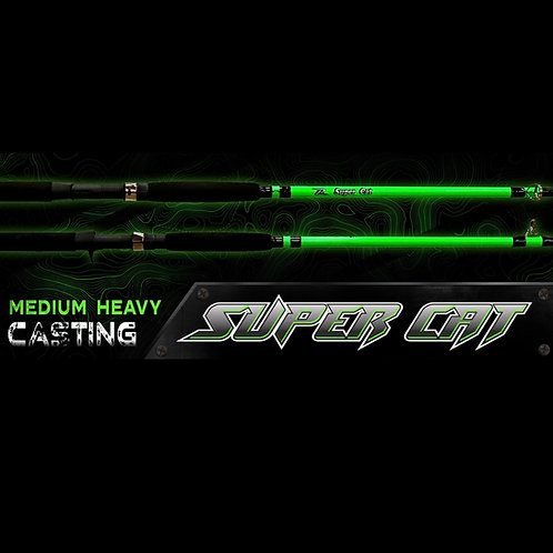 Rippin Lips Super Cat Legacy Special Edition Rod