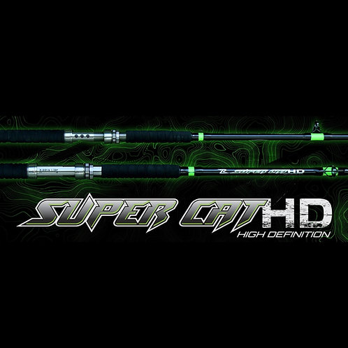 Ripping Lips Super Cat HD Rods