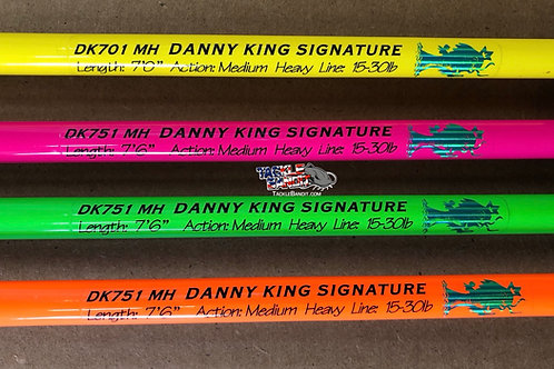Danny King Signature Series Rods