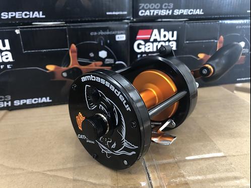Abu Garcia 7000 C3 Catfish Special