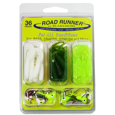 Road Runner Conditions Kit, 36 Piece
