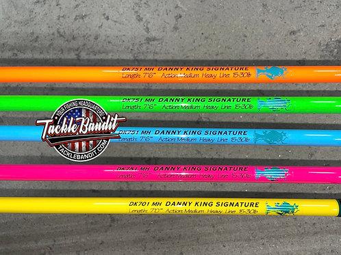 Danny King Signature Series Rods