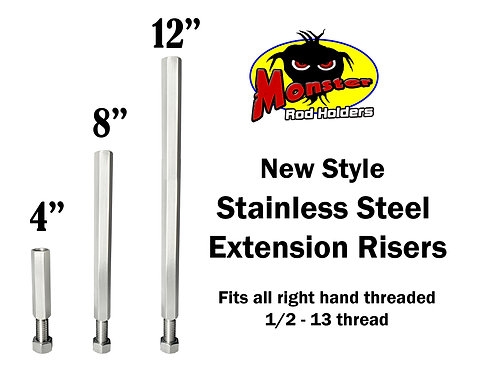 Rod Holder Extension