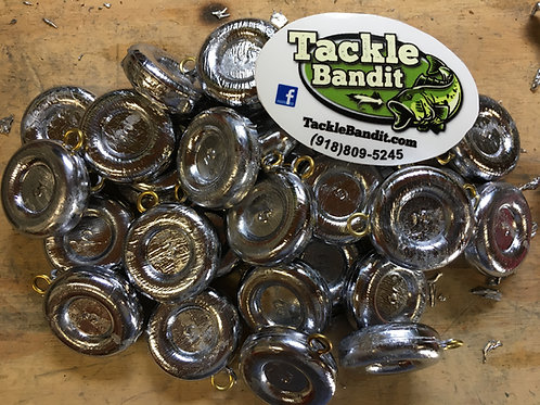 Coin Sinkers 10 pack
