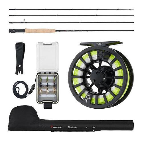 Piscifun® Fly Fishing Kit Combos  Piscifun® Fly Fishing Kit Combos  Piscifun® Fl