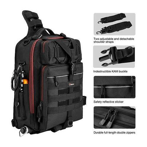 Piscifun® Outdoor Tackle Bag