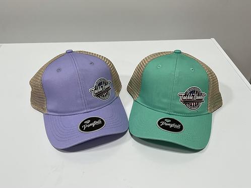 Tackle Bandit Ponytail Hats
