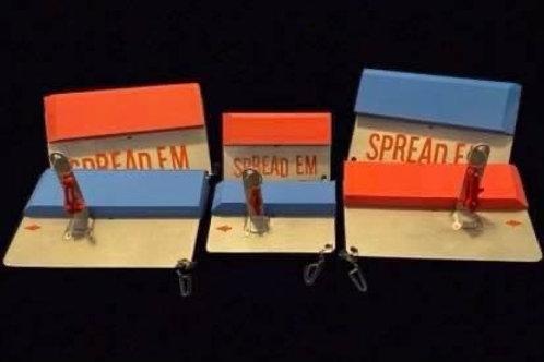 Spread Em Planer Boards Gen 2