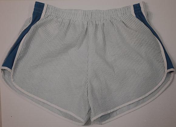 Seersucker and Checkered Shorts