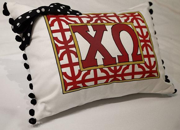 Pom Novelty Pillow