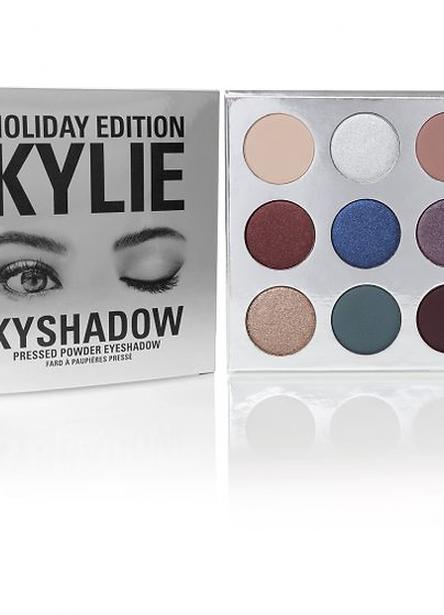 Kylie Limited Edition ~ Holiday Palette Kyshadow