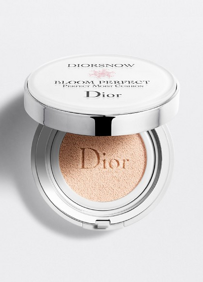 DIORSNOW - Bloom perfect brightening perfect moist cushion spf50 - Color 010