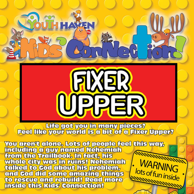 Fixer Upper Kids' Connection