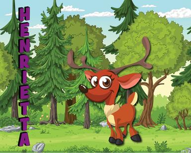 Henrietta the Antelope