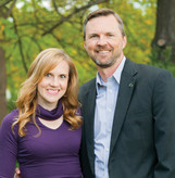 Lars & Amy Carlson
