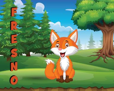 Fresno the Fox