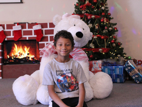 Christmas Retreats for At-Risk Children